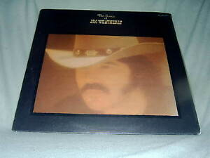 The-Songs-of-Jim-Weatherly-1974-Buddah-Records-BDS-5608-Sealed-LP-No-Cutouts