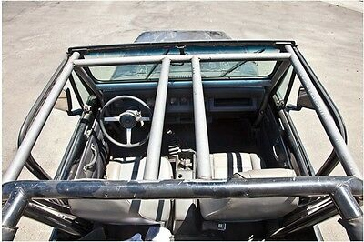 TRAIL-GEAR YJ ROCK DEFENSE ROLL CAGE 1987 to 1995
