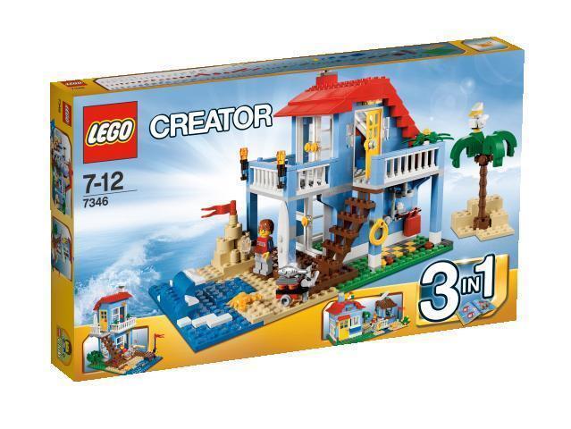 LEGO Creator Seaside House Set 7346 - nuovo e Sealed  gratuito PRIORITY MAIL SHIPPING  negozio di moda in vendita