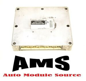 TOYOTA-RAV-4-2000-2003-ECM-ECU-Engine-Controle-Module-Computer-ALL-part