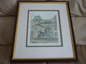 A-signed-limited-edition-portrait-of-Britain-print-by-Glyn-Martin-Holmfirth