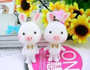 1-pairs-of-K-pop-Jang-Keun-Suk-Pig-Rabbit-You-039-re-Beautiful-Phone-Strap