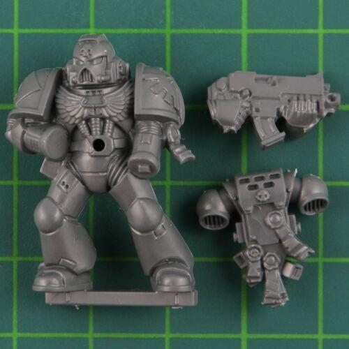Space Marines Dark Angels BOLTER #3 tempête de châtiment 40k BITZ 0620