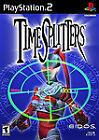 TimeSplitters (Sony PlayStation 2, 2000, DVD-Box)
