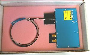 Ericsson Fiber Optic Module, Type: PGR 60304/01, ID No. 10505, Date: 1998-04-23