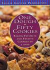 One Dough, Fifty Cookies: Baking Favorite and Festive Cookies in a Snap by Leslie Glover Pendleton (Hardback, 1998)