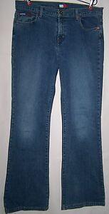 Juniors-TOMMY-JEANS-Blue-Jeans-Size-13-31