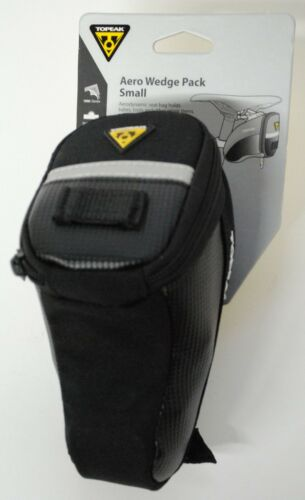 Topeak petit Aero Wedge Clip-on sous Vélo siège Selle Sac Pack