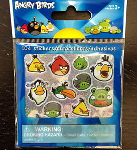 104-Angry-Birds-Stickers-Party-Favors-Teacher-Supply-Rewards