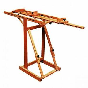 image is loading large adjustable h frame art artist studio easel