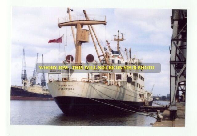rp6810 -  Harrison Line Cargo Ship - Novelist - photo 6x4