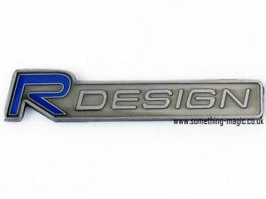 BRONZE-GRIS-VOLVO-R-modele-email-voiture-BADGE-en-bleu-V70