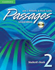 Passages Level 2 Student's Book with Audio CD/CD-ROM: An Upper-level Multi-Skills Course by Jack C. Richards, Chuck Sandy (Mixed media product, 2008)