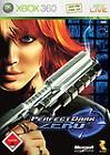 Perfect Dark Zero (Microsoft Xbox 360, 2005, DVD-Box)