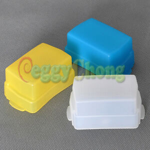 Blue-Yellow-Wh-ite-kit-Flash-Bounce-Diffuser-softbox-for-Canon-580EX-580-EX-II
