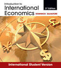 Introduction to International Economics by Dominick Salvatore (Paperback, 2012)