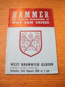 23081969 West Ham United v West Bromwich Albion  Slight Crease No obvious f - Birmingham, United Kingdom - 23081969 West Ham United v West Bromwich Albion  Slight Crease No obvious f - Birmingham, United Kingdom