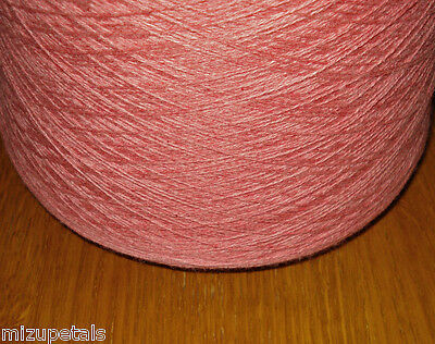 Mongolian Cashmere 2 Ply Soft Lace Yarn Adobe Rose (800 Yd. Skein)