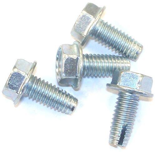 Set Lot of (4) 710-04484 self tapper screws MTD CUB CADET 5/16-18 x .750