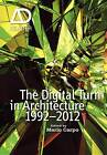 The Digital Turn in Architecture 1992-2010 by John Wiley & Sons Inc (Paperback, 2012)