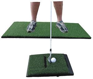Utp2448 24 Quot X 48 Quot Golf Stance Hitting Mat For The Optishot