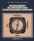 Management im Zeitalter der Strategischen Fuhrung by Gabler (Paperback, 1985)