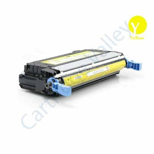 Compatible HP 644A Q6462A Yellow Toner Cartridge for 4730//CM4730 Color LaserJets