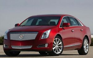 cadillac xts 2013 2014 2015 e g classic fine mesh grille. Black Bedroom Furniture Sets. Home Design Ideas