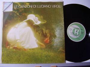 LUCIANO-VIRGILI-disco-LP-33-g-LE-CANZONI-DI-made-in-ITALY-Stampa-ITALIANA-1972
