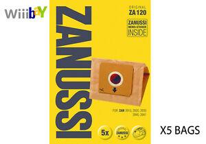 GENUINE-ZANUSSI-ZAN3920-ZAN3930-ZAN3940-ZAN3941-VACUUM-DUST-BAGS-5-PACK