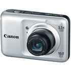 Canon Powershot A800 Silver 5027b001 Digital Camera