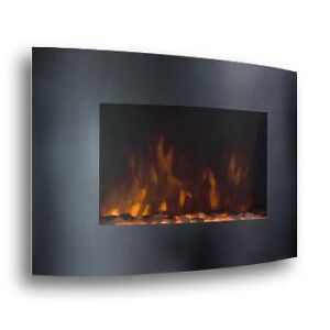 XL-Large-35-034-x22-034-1500W-Adjustable-Heat-Electric-Wall-Mount-Fireplace