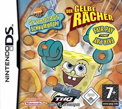 SpongeBob Schwammkopf: Der gelbe Rächer (Nintendo DS, 2006)