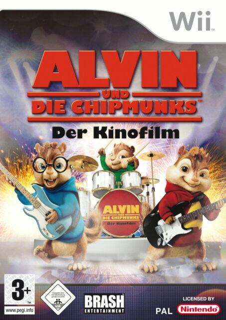 Alvin und die Chipmunks (Nintendo Wii, 2007)