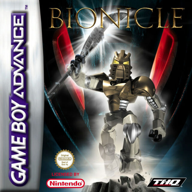 LEGO Bionicle - Nintendo GameBoy Advance GBA NUR Modul gebraucht