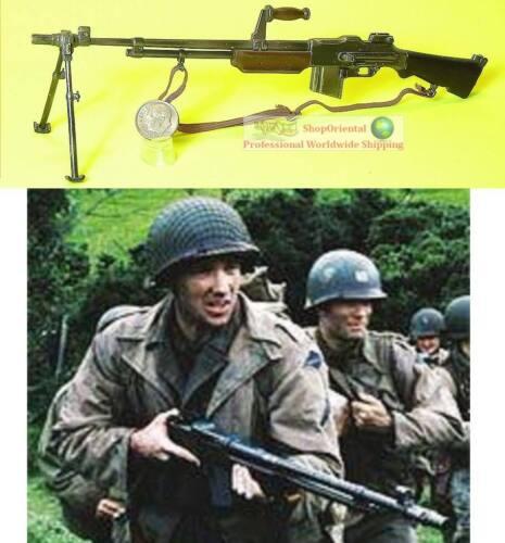 1:6 Scale Action Figure DRAGON WW2 USA M1918A2 BROWNING AUTO RIFLE GUN BAR