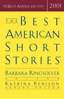 Best American Short Stories: 2001 by Cengage Learning, Inc(Paperback)