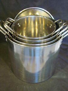 Stainless-Steel-Cooking-Cleaning-Aid-Stock-Pot-Kitchen-Lid-Set-6-8-12-16-Quart