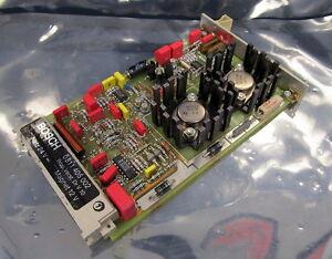 Mannesmann bosch rexroth 0811 405 002 servo proportional for Bosch rexroth servo motor