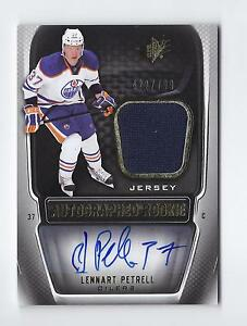 Lennart-Petrell-Oilers-2011-12-SPX-Auto-Jersey-Rookie-799