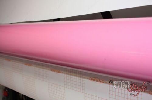 【GLOSS】Vehicle Wrap Vinyl Sticker 1.52 Meter x 0.6 Meter Air //bubble Free
