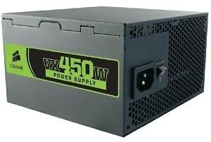 Corsair-VX450W-Power-Supply-Stromversorgung-ATX-Netzteil-450-Watt-NEU-amp-OVP