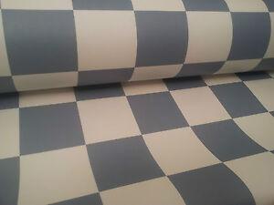 Grey Amp White Checker Vinyl Flooring Vw T2