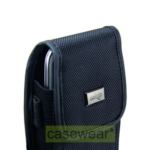 Heavy-Duty-Vertical-Pouch-for-Samsung-Galaxy-Note-2-N7100-N717-Belt-Clip-Holster