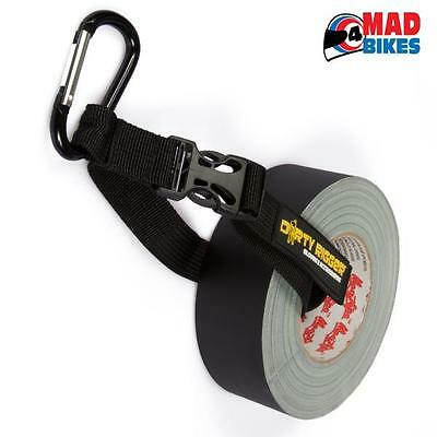 DIRTY RIGGER GAFFER TAPE HOLDER, IDEAL FOR SOUND, LIGHT, VISUAL RIGGING  THEATER