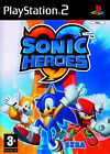 Sonic Heroes (Sony PlayStation 2, 2005, DVD-Box)