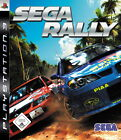 SEGA Rally (Sony PlayStation 3, 2007)