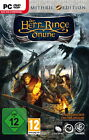 Der Herr der Ringe Online - Mithril Edition (Starter Pack) (PC, 2011, DVD-Box)