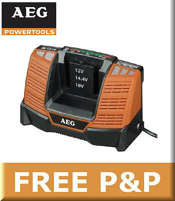 NEW AEG 12v,14.4v,18v Battery Charger For NiCd,NiMh,Li-Ion,PRO Batteries BL1218