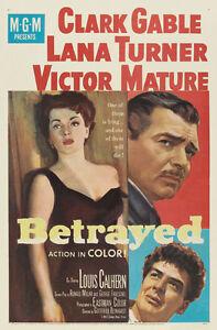 Betrayed-Clark-Gable-Lana-Turner-movie-poster-print